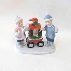 Peter e Clara con organo