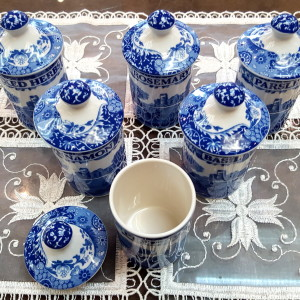 Spode made in england
