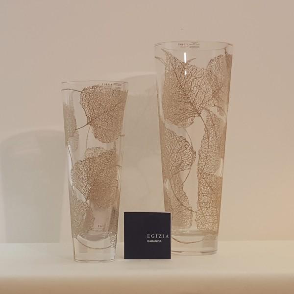 vaso conico filigrane