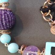 Gioielli in argento e pietre semipreziose. Laura Bellini