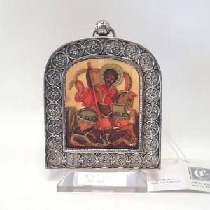 Icona russa San Giorgio