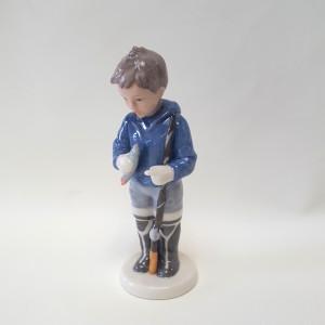 Frederick pescatore