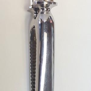 Stancampiano, oggetti in silver plated