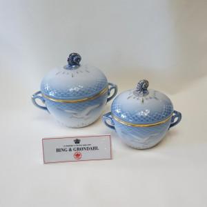 Bing & Grondhal, porcellana dipinta a mano