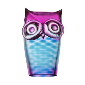 Owl Rosa Blu