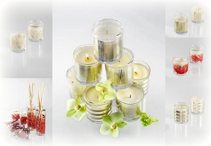 Egizia Candles