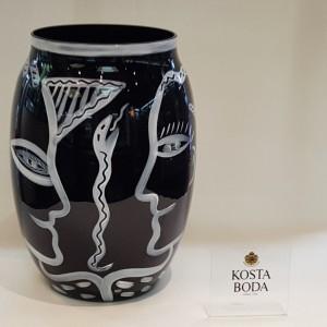 Vaso nero Caramba