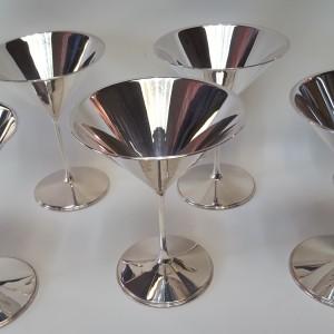 Set 6 Bicchieri Martini