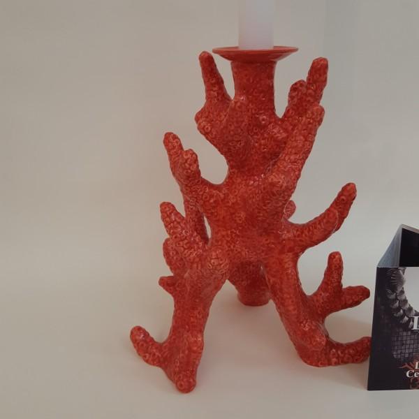 Candeliere Madrepora rossa piccolo