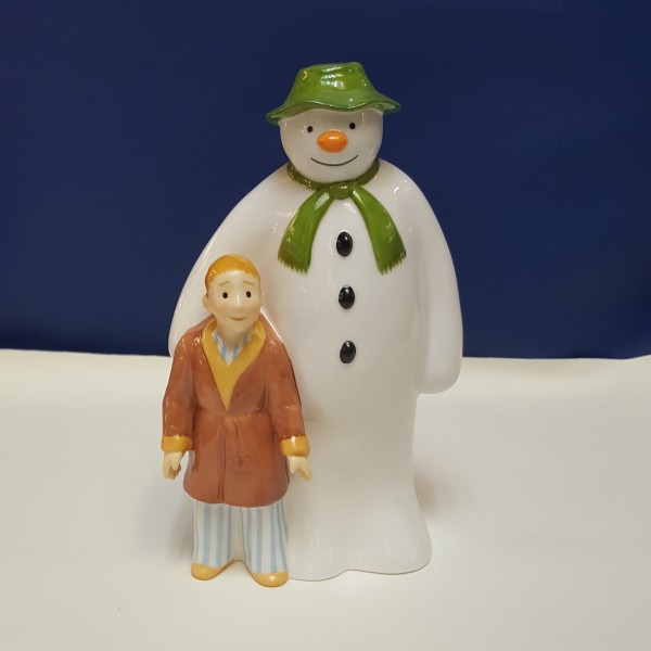 Salvadanaio snowman