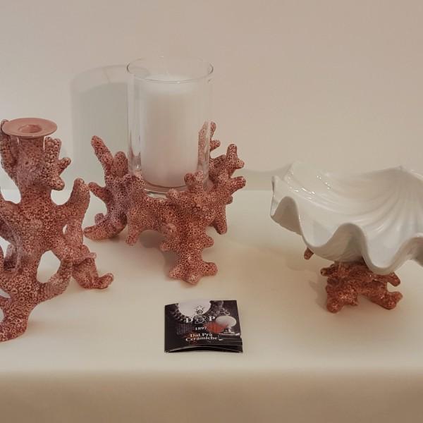 Candeliere Madrepora rosa piccolo