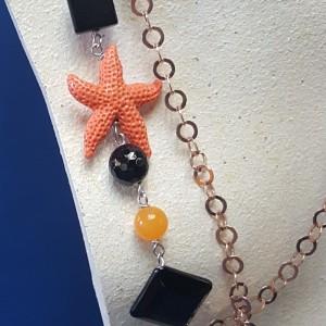 Collana stella marina