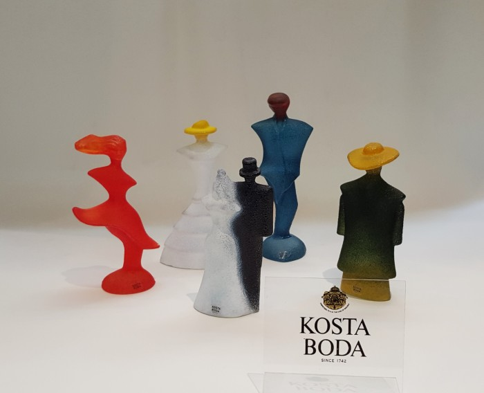 Kosta Boda Catwalk Collection