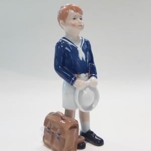 Jens primo giorno di scuola