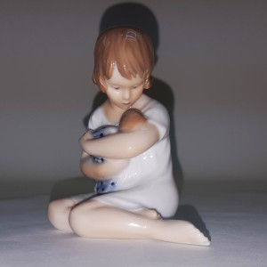 Mini Bimba con bambola