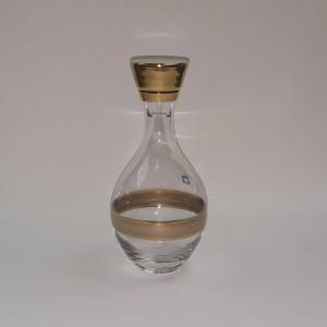 Bottiglia fascia Oro e Platino
