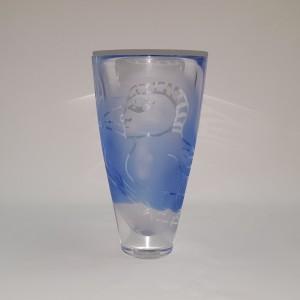 Vaso Dancing blue