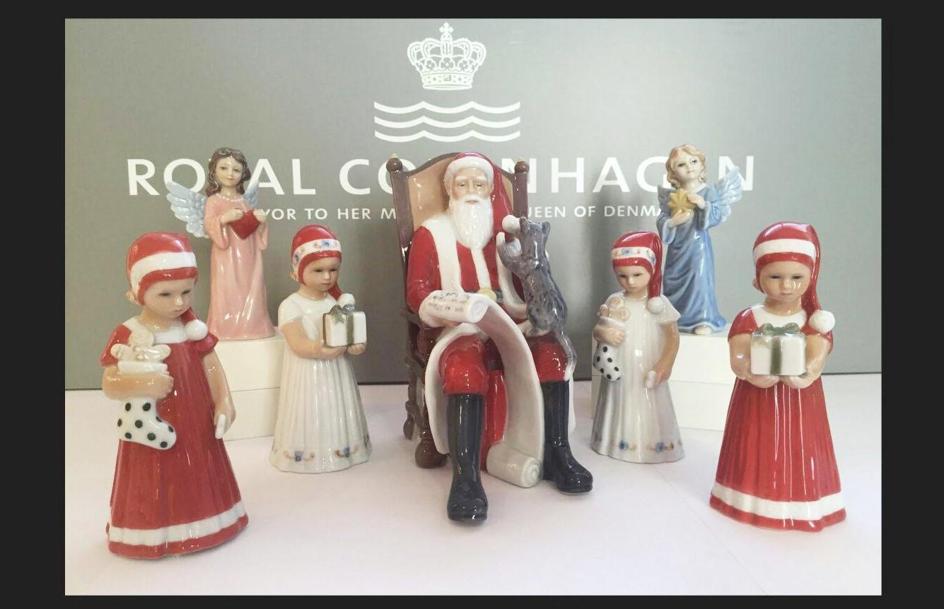 Novità Natale 2016 Royal Copenhagen