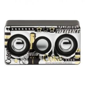 Amplificatore Mini Nero Black and Gold