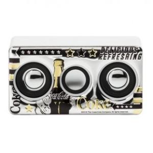 Amplificatore Mini Bianco Black and Gold