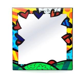 Specchio da parete 30x30 A New Day