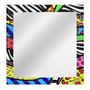 Specchio da parete 60x60 Safari