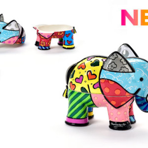 Scatola 3D Elefante