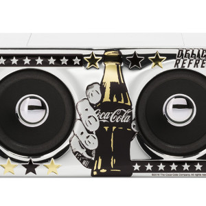 Amplificatore Maxi Bianco Black and Gold