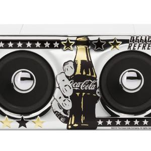 Amplificatore Maxi Bianco Black and Gold