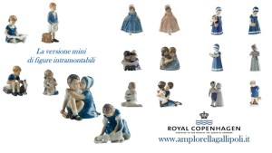 Royal Copenhagen Novità 2017 Mini Collection