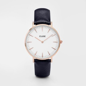 La Bohème Rose Gold White Midnight Blue
