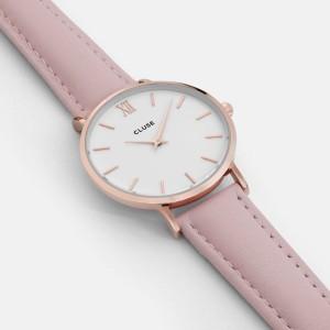 Minuit Rose Gold White Pink