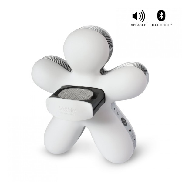 George Bianco Bluetooth speaker & diffuser