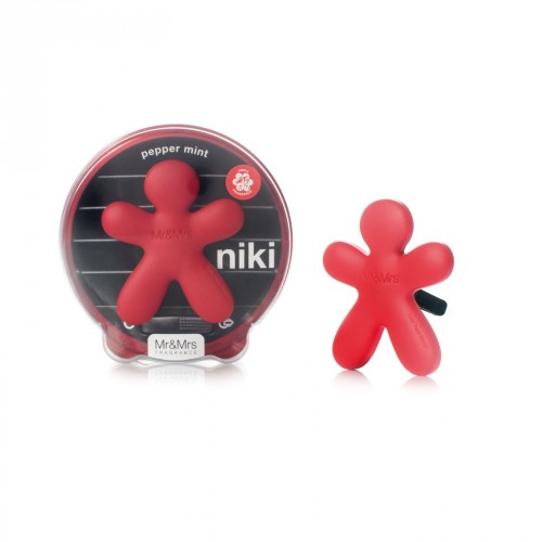 Niki Pepper Mint Profumatore Auto