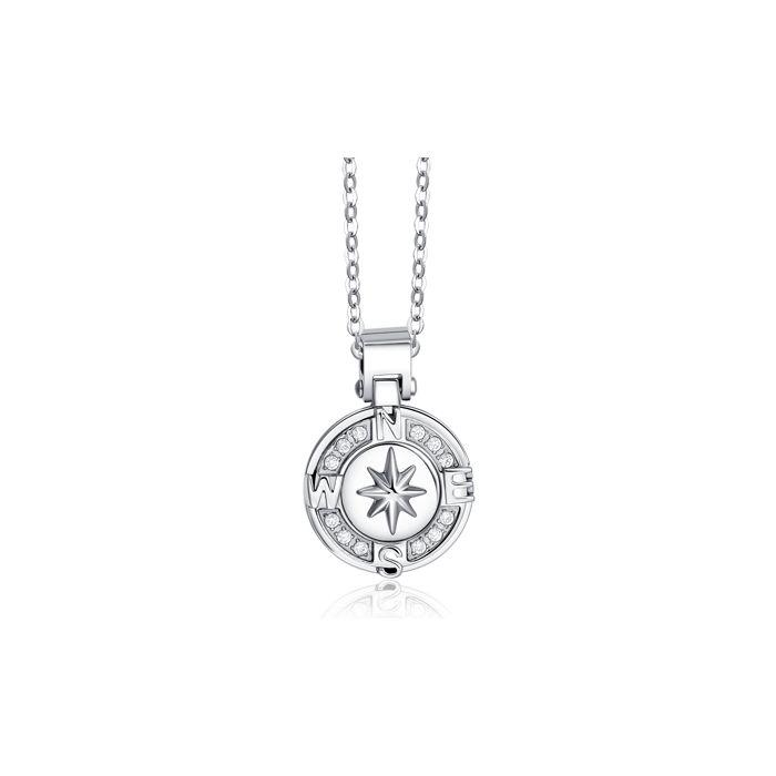 orologio 4c104 c786e Collana Uomo Rosa dei Venti - Amplo Rella Gallipoli