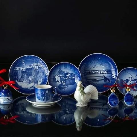 Royal Copenhagen Statuine in porcellana