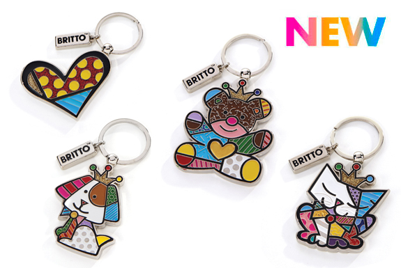 Romero Britto 10th Anniversary