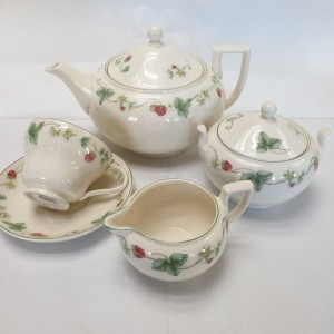 Servizio tea Raspberry