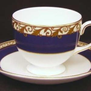 Servizio Tea Rococo