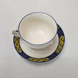 Tazze tea Blue Pheasant set