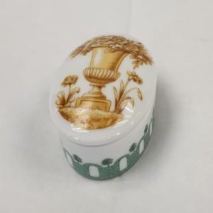 Scatolina Mini ovale Vaso Fiori