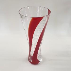 Vaso Lolly Rosso