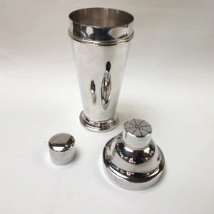 Cocktail Shaker Argento 800