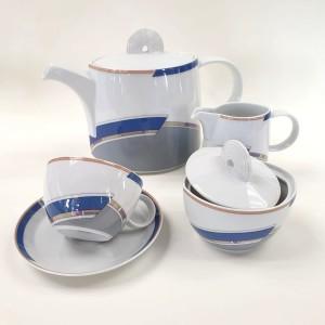 Servizio Tea York Cubic