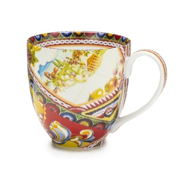 Mug Santa Rosalia