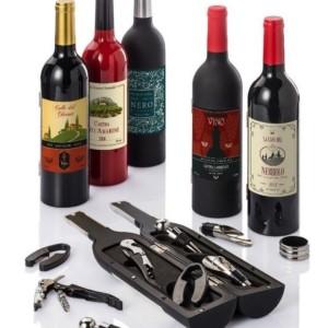 Bottiglia Set 5 accessori