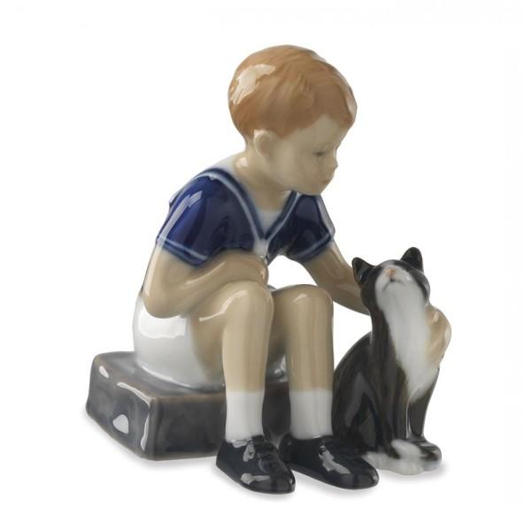 Mini Jens con gattino