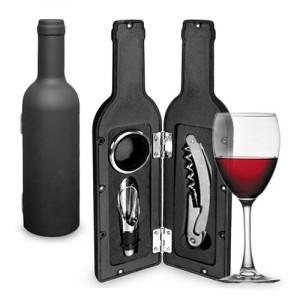 Bottiglia Set 3 accessori
