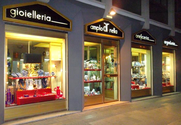 Gioielleria Amplo Rella Corso Capo di Leuca