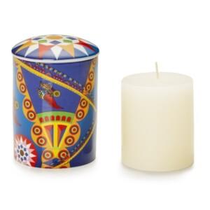 Mediterraneo Scatola con candela